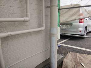 坂戸市屋上外壁塗装工事施工例
