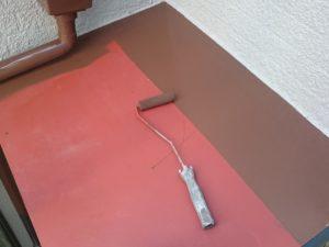 所沢市外壁塗装施工例